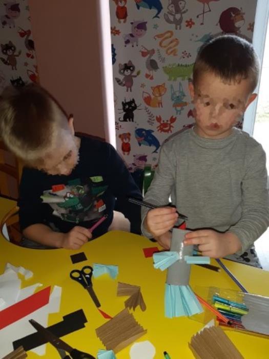 Dječje stvaralaštvo u funkciji uređenja prostora
