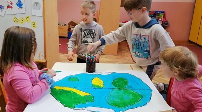 Poslijepodnevni rad: Dan planeta Zemlje