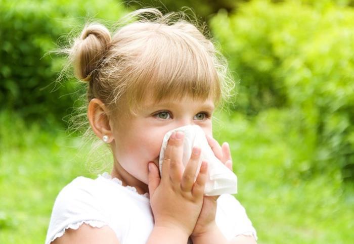 Alergije u dječjoj dobi