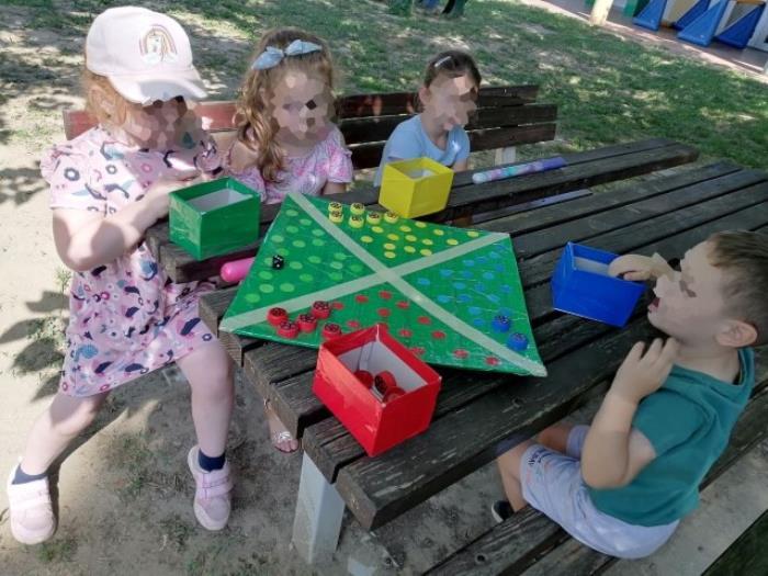 LJETNI RAD: Raznovrsne aktivnosti u dječjem vrtiću